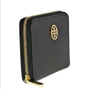 Tory Burch zip coin purse